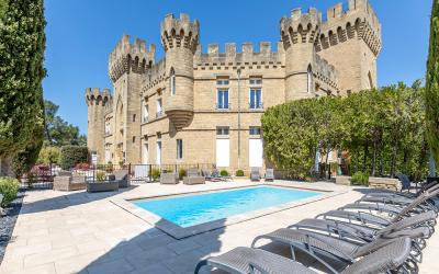 Séance photo immobilière | Château des Fines Roches