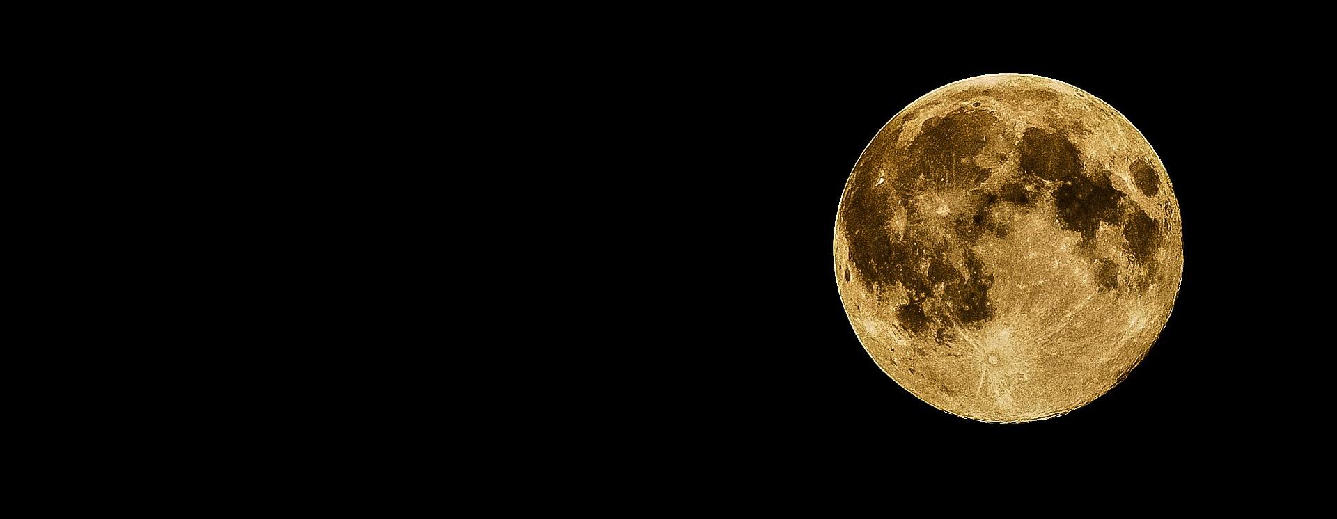 comment photographier la pleine lune